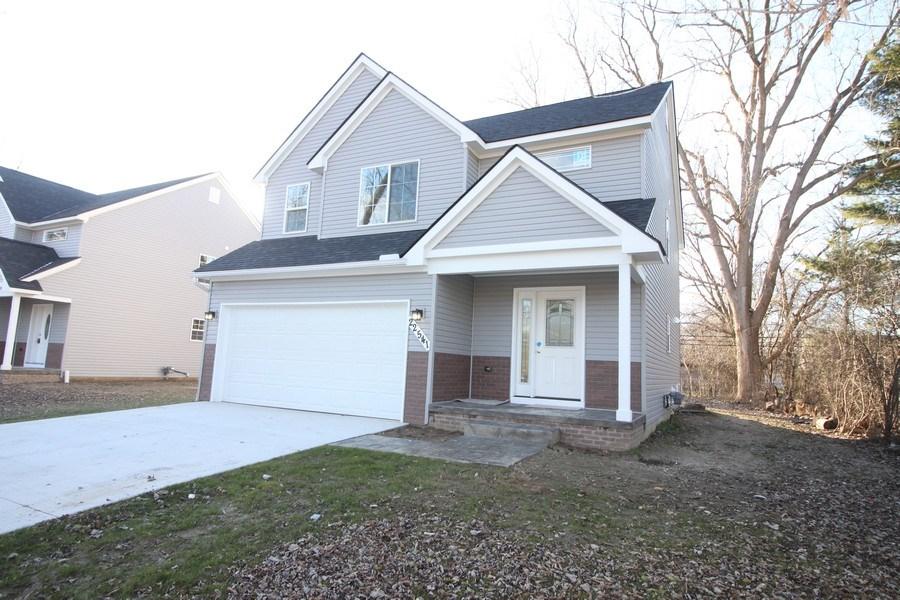 Real Estate Photography - 22541 albion, farmington hills, MI, 48336 - Front View