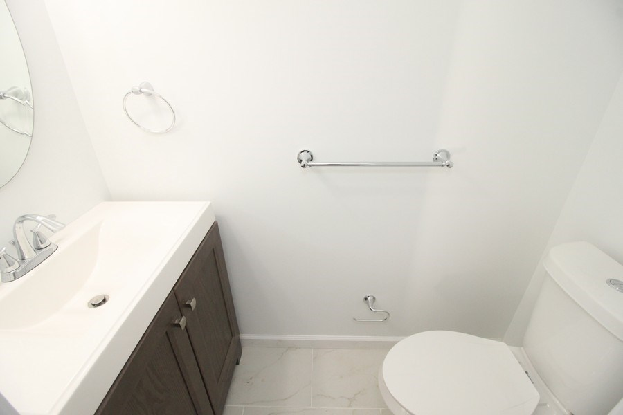 Real Estate Photography - 22541 albion, farmington hills, MI, 48336 - Bathroom