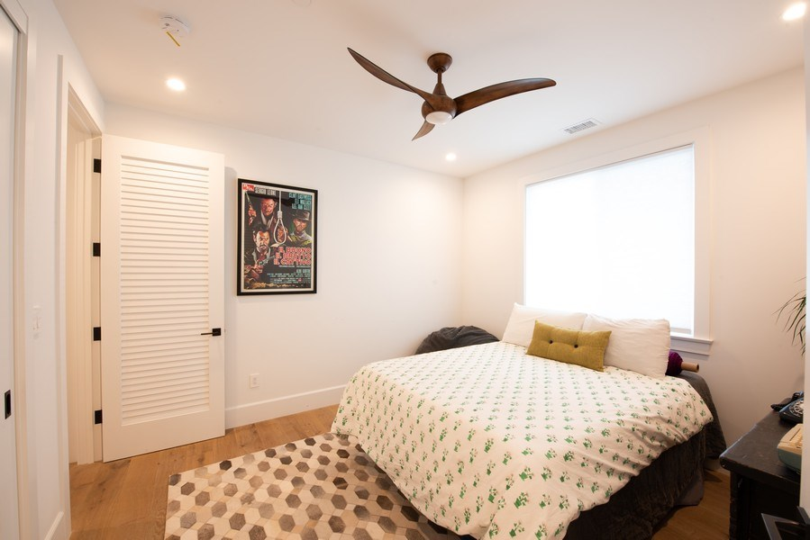 Real Estate Photography - 2109 N. Meadows, Manhattan Beach, CA, 90266 - 3rd Bedroom