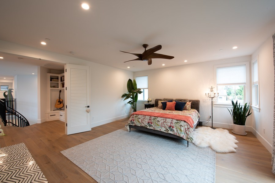 Real Estate Photography - 2109 N. Meadows, Manhattan Beach, CA, 90266 - Master Bedroom