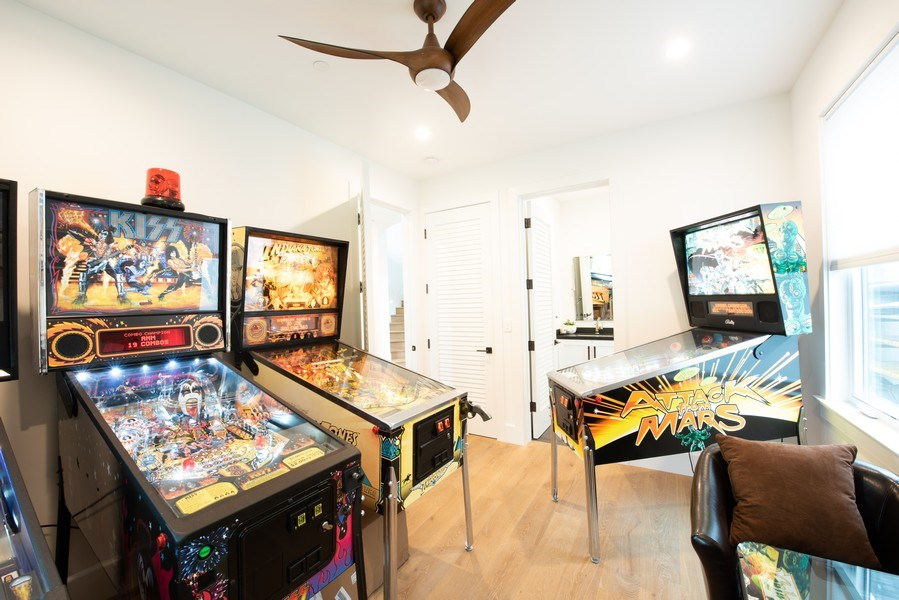 Real Estate Photography - 2109 N. Meadows, Manhattan Beach, CA, 90266 - Gameroom