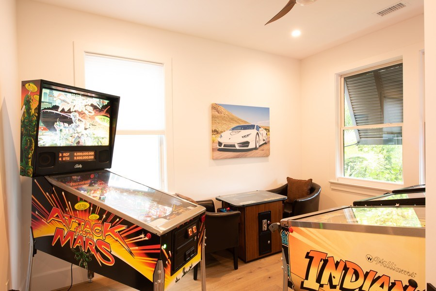 Real Estate Photography - 2109 N. Meadows, Manhattan Beach, CA, 90266 - Game Room