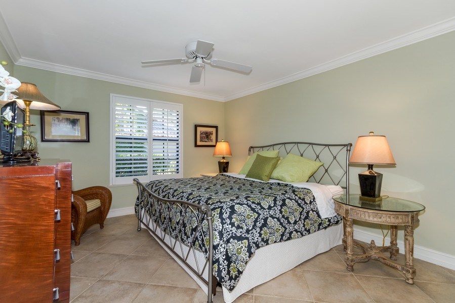 Real Estate Photography - 815 Bentwood Dr, Naples, FL, 34108 - 2nd Bedroom