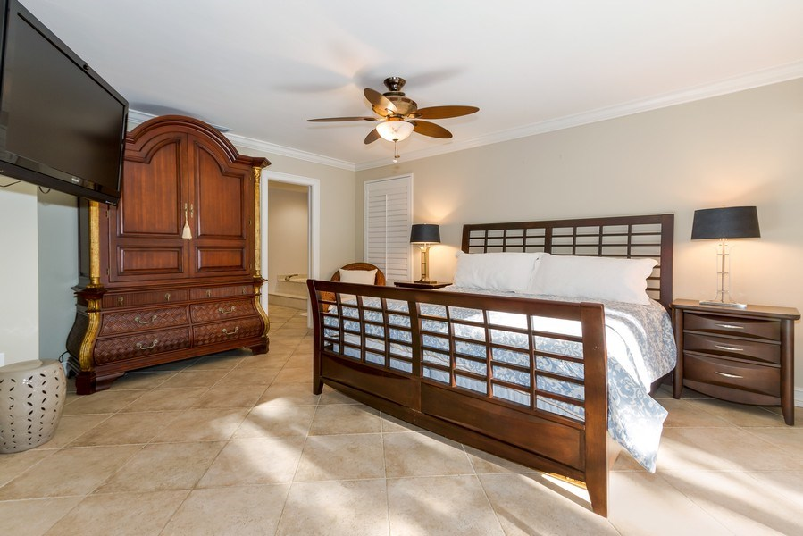Real Estate Photography - 815 Bentwood Dr, Naples, FL, 34108 - In-Law Suite