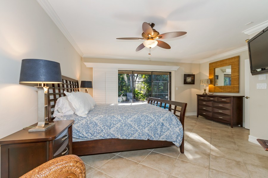 Real Estate Photography - 815 Bentwood Dr, Naples, FL, 34108 - 4th Bedroom