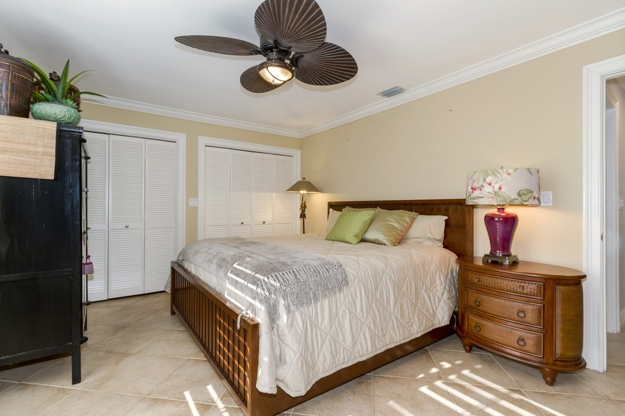 Real Estate Photography - 815 Bentwood Dr, Naples, FL, 34108 - Bedroom