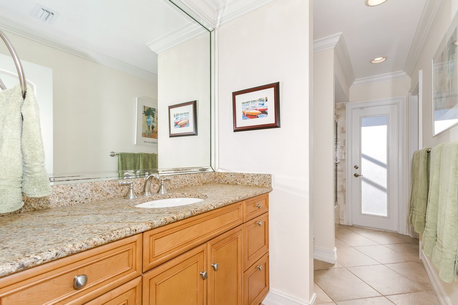 Real Estate Photography - 815 Bentwood Dr, Naples, FL, 34108 - Bathroom