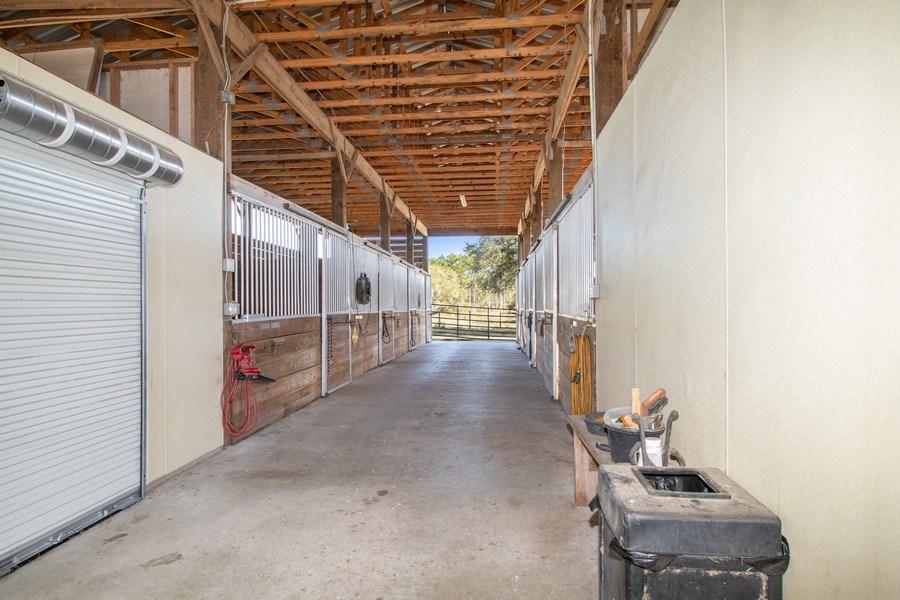 Real Estate Photography - 20101 Langford Road, Alva, FL, 33920 - Barn