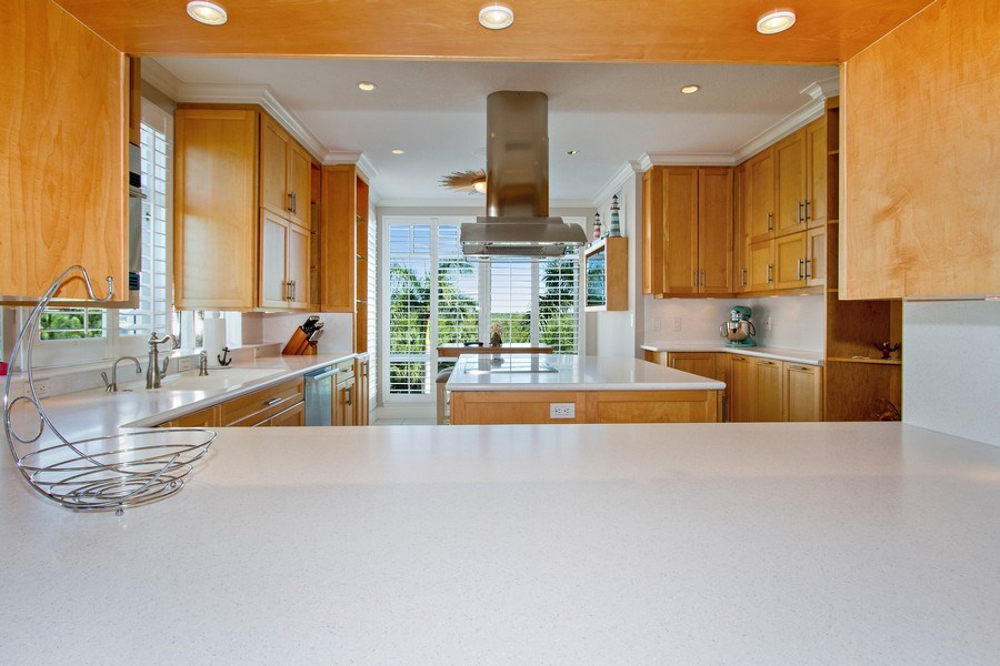 Real Estate Photography - 267 Barefoot Beach Blvd, 301, Bonita Springs, FL, 34134 - Kitchen