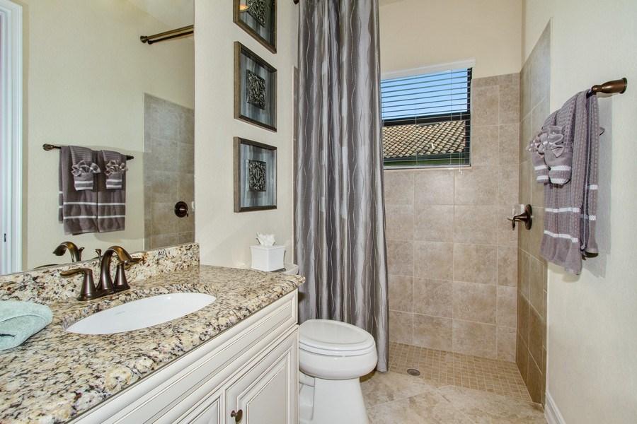 Real Estate Photography - 9514 Firenze Circle, Naples, FL, 34113 - Bathroom