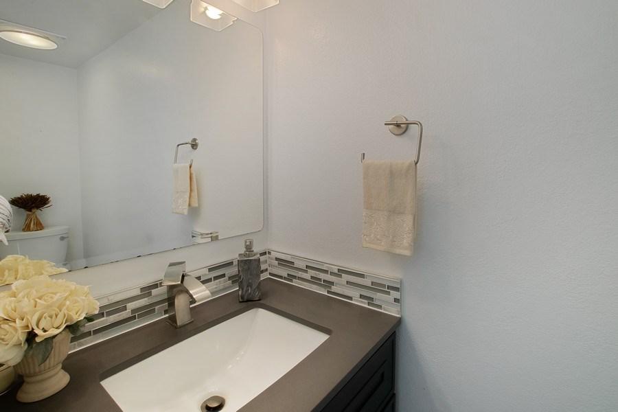 Real Estate Photography - 271 Rosewood Ct, Hayward, CA, 94544 - Powder Room