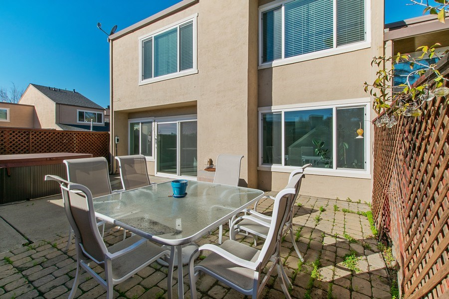 Real Estate Photography - 271 Rosewood Ct, Hayward, CA, 94544 - Rear View