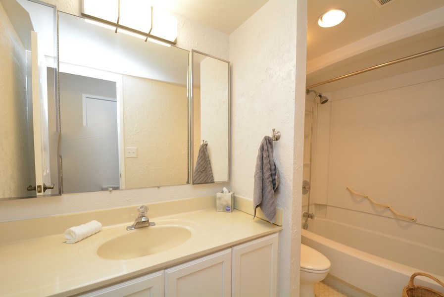 Real Estate Photography - 5904 Mount Eagle Dr, Unit 814, Alexandria, VA, 22303 - Bathroom