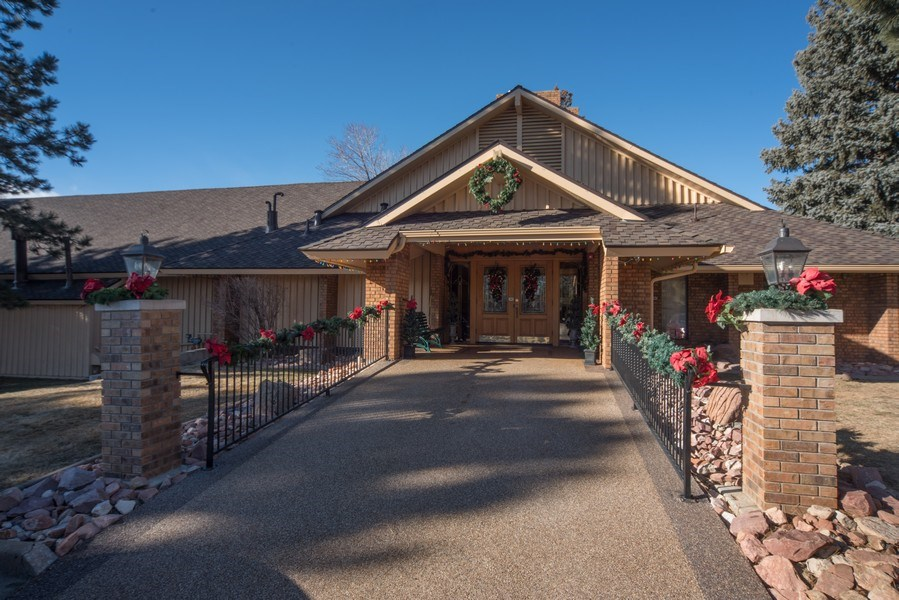 Real Estate Photography - 15 Douglass Dr N, Broomfield, CO, 80020 - Clubhouse