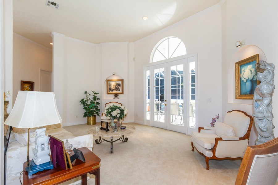 Real Estate Photography - 1661 N Copeland Dr, Marco Island, FL, 34145 - Living Room