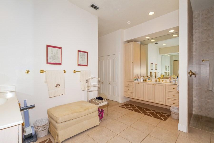 Real Estate Photography - 1661 N Copeland Dr, Marco Island, FL, 34145 - Master Bathroom