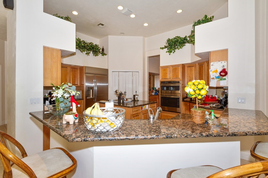 Real Estate Photography - 1661 N Copeland Dr, Marco Island, FL, 34145 - Kitchen