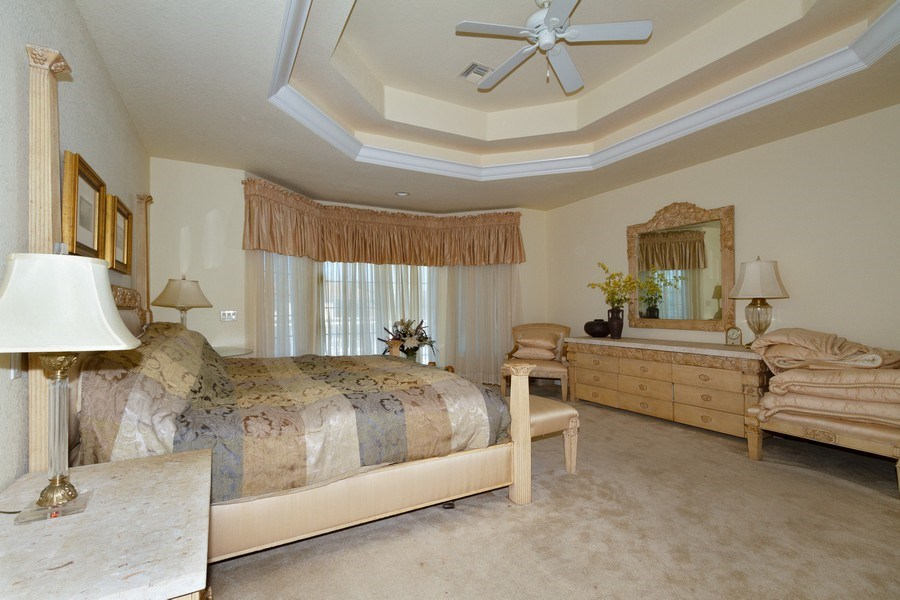 Real Estate Photography - 1648 Rainbow Ct, Marco Island, FL, 34145 - Master Bedroom