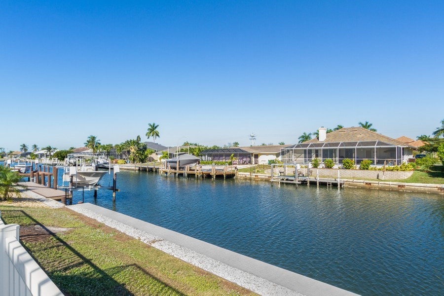 Real Estate Photography - 1648 Rainbow Ct, Marco Island, FL, 34145 - View