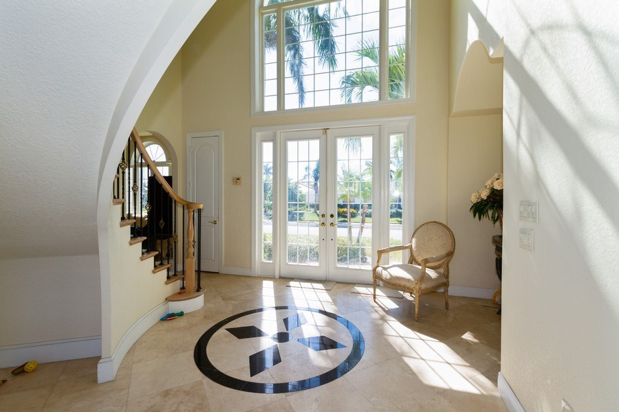 Real Estate Photography - 1648 Rainbow Ct, Marco Island, FL, 34145 - Entrance