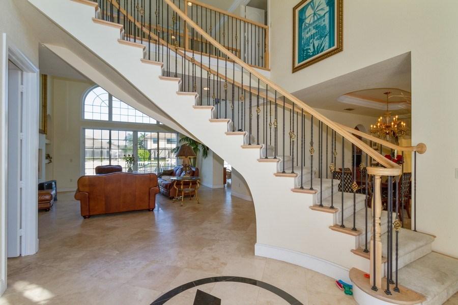 Real Estate Photography - 1648 Rainbow Ct, Marco Island, FL, 34145 - Foyer