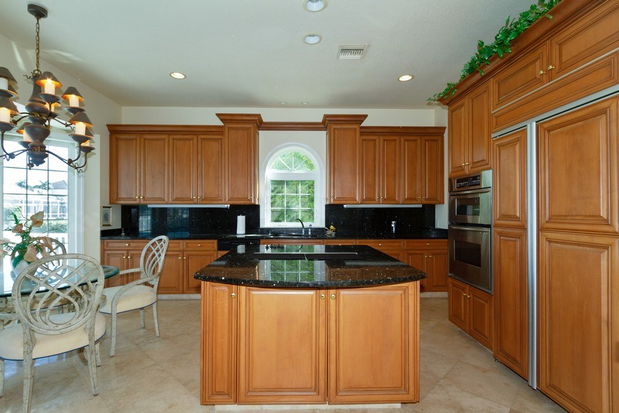 Real Estate Photography - 1648 Rainbow Ct, Marco Island, FL, 34145 - Kitchen