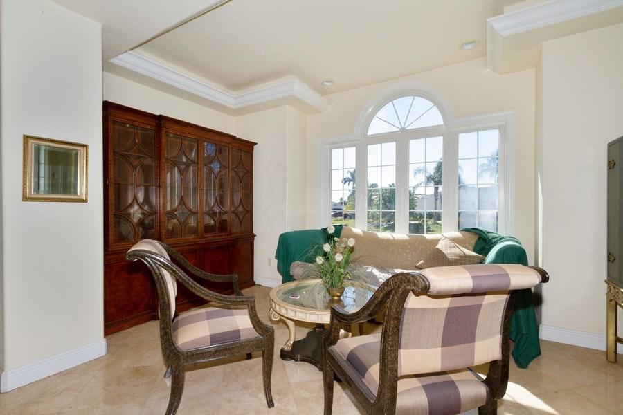 Real Estate Photography - 1648 Rainbow Ct, Marco Island, FL, 34145 - Den