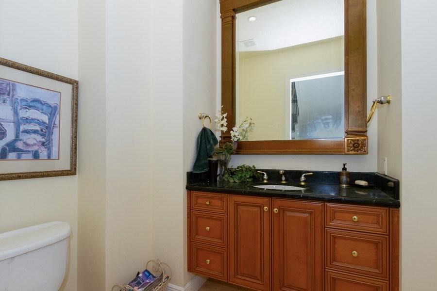 Real Estate Photography - 1648 Rainbow Ct, Marco Island, FL, 34145 - Half Bath