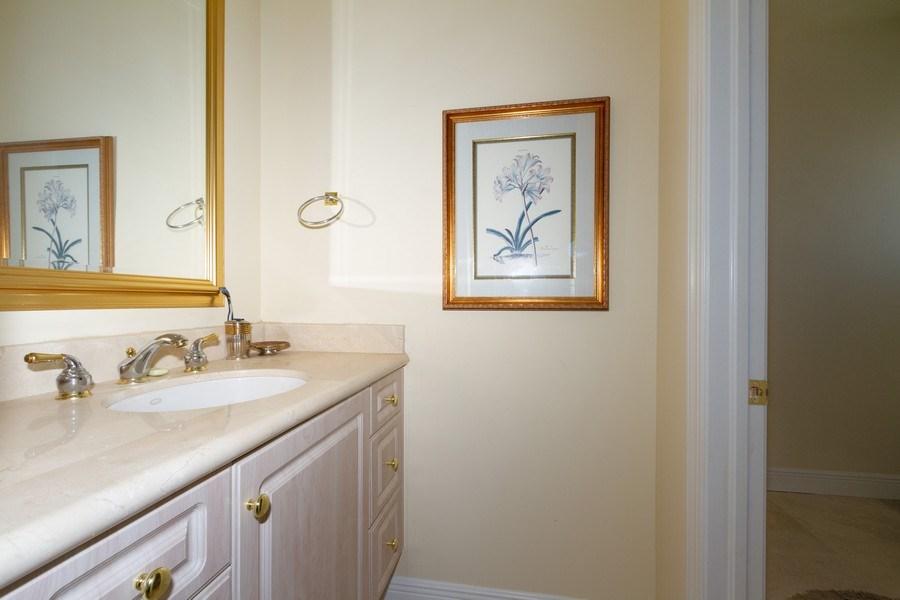 Real Estate Photography - 1648 Rainbow Ct, Marco Island, FL, 34145 - 2nd Bathroom
