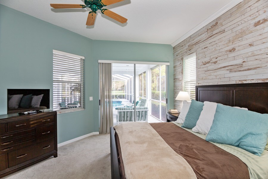 Real Estate Photography - 5407 Burnt Hickory Dr, Valrico, FL, 33596 - Master Bedroom