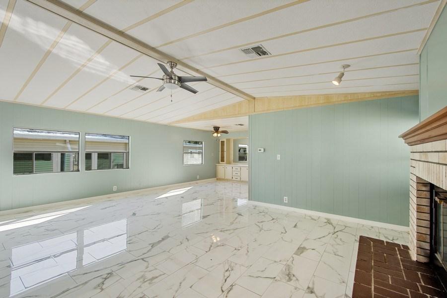 Real Estate Photography - 397 Blue Marlin Dr, Oldsmar, FL, 34677 - Living Room