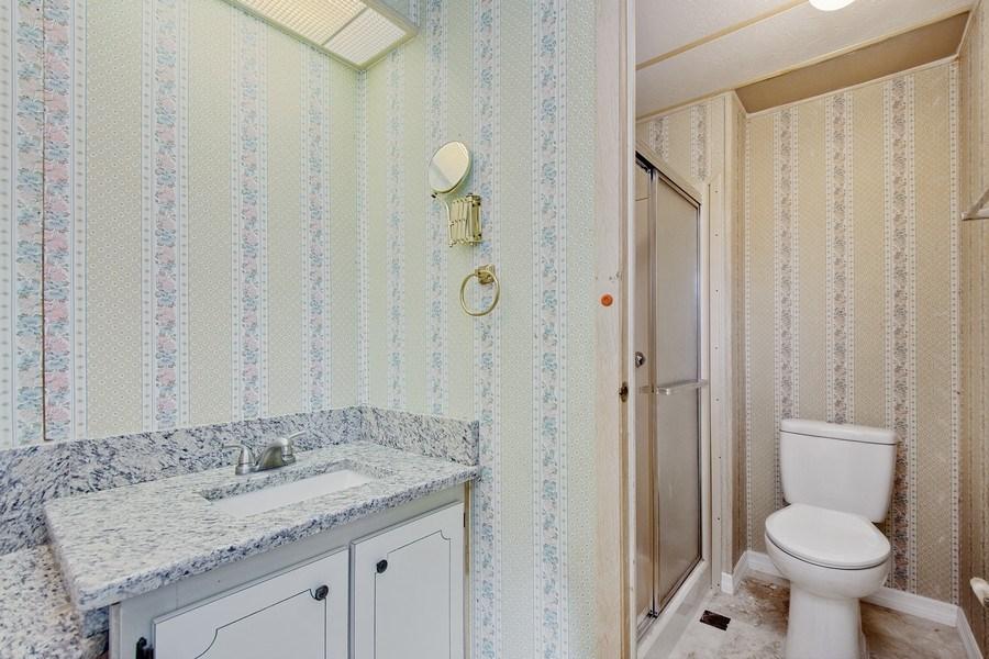 Real Estate Photography - 397 Blue Marlin Dr, Oldsmar, FL, 34677 - Master Bathroom