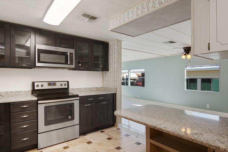 Real Estate Photography - 397 Blue Marlin Dr, Oldsmar, FL, 34677 - Kitchen