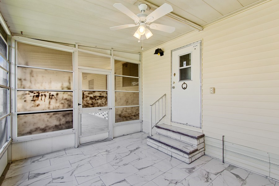 Real Estate Photography - 397 Blue Marlin Dr, Oldsmar, FL, 34677 - Patio