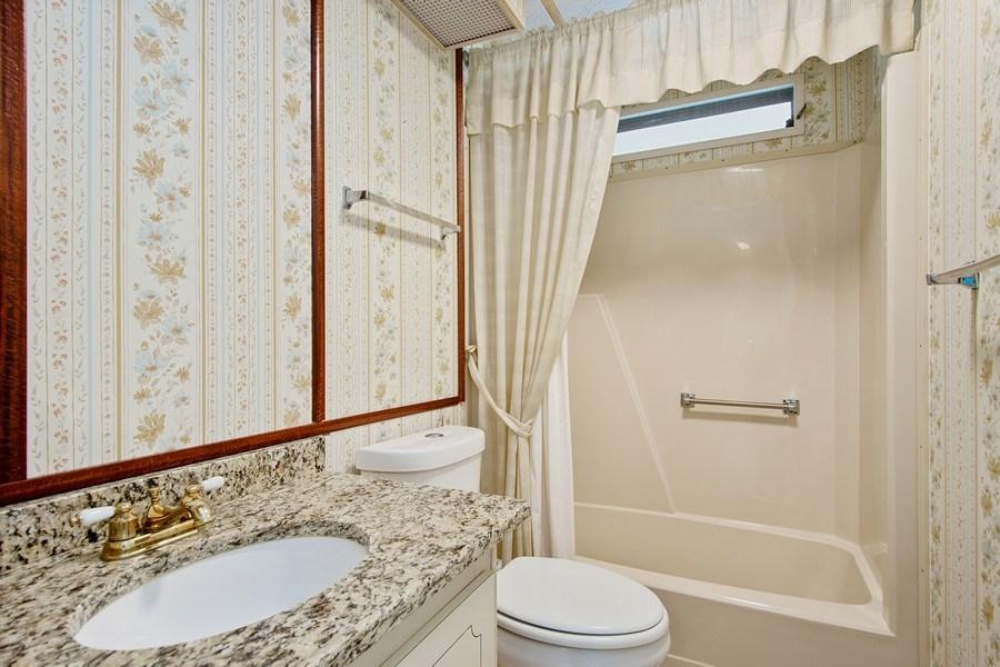 Real Estate Photography - 397 Blue Marlin Dr, Oldsmar, FL, 34677 - 2nd Bathroom