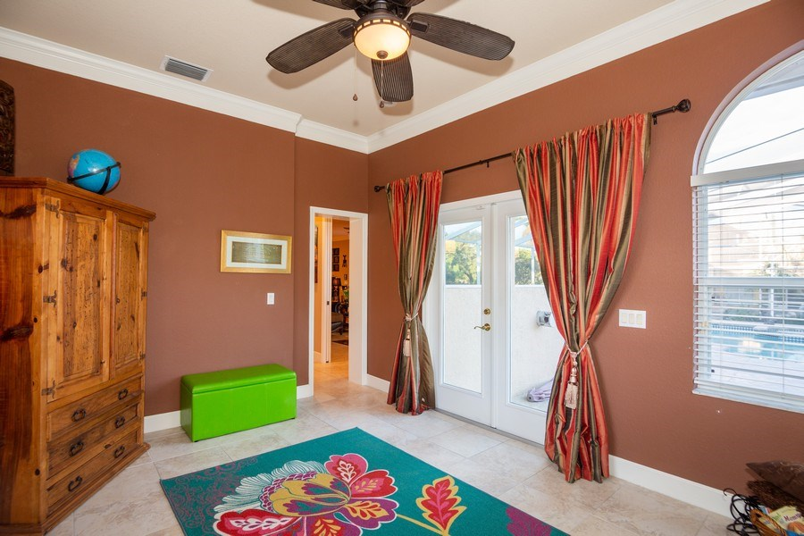 Real Estate Photography - 5201 Sand Trap, Valrico, FL, 33527 - 2nd Bedroom