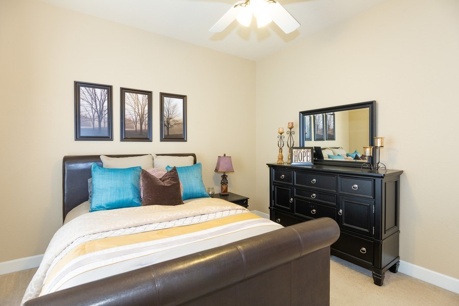 Real Estate Photography - 5201 Sand Trap, Valrico, FL, 33527 - Bedroom