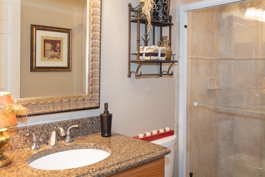 Real Estate Photography - 5201 Sand Trap, Valrico, FL, 33527 - Bathroom