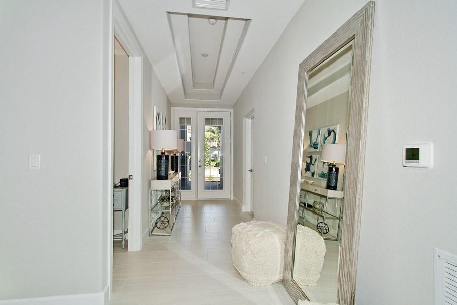 Real Estate Photography - 8031 Signature Club Cir, Unit 16101, Naples, FL, 34113 - Hallway