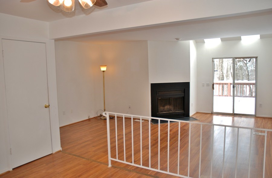 Real Estate Photography - 14236 Long Green Dr, Silver Spring, MD, 20906 - Living Room