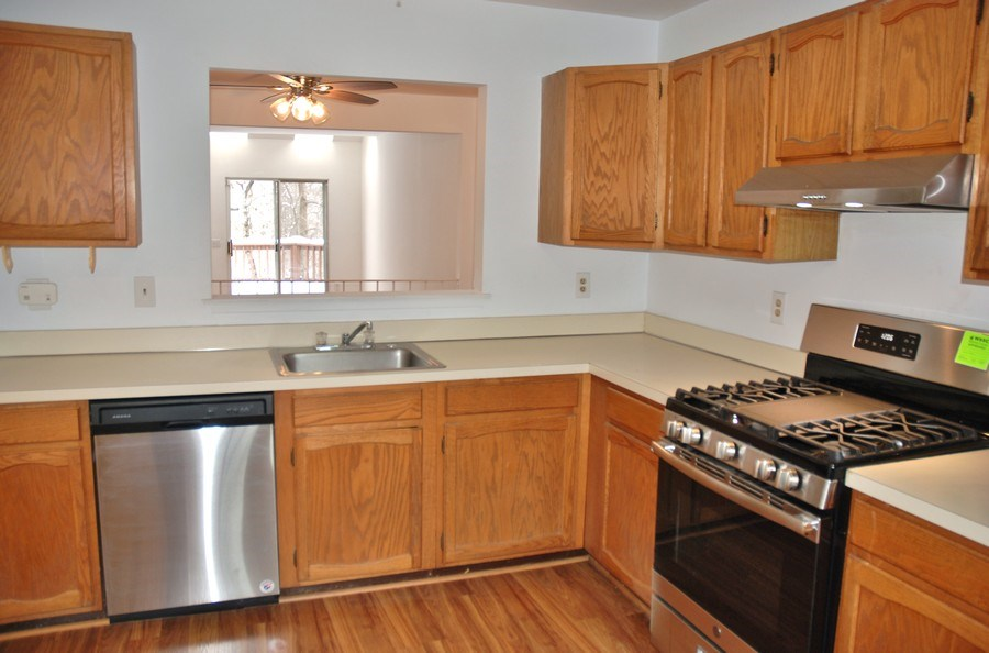 Real Estate Photography - 14236 Long Green Dr, Silver Spring, MD, 20906 - Kitchen