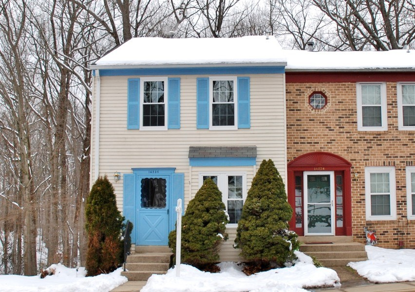 Real Estate Photography - 14236 Long Green Dr, Silver Spring, MD, 20906 - Front View