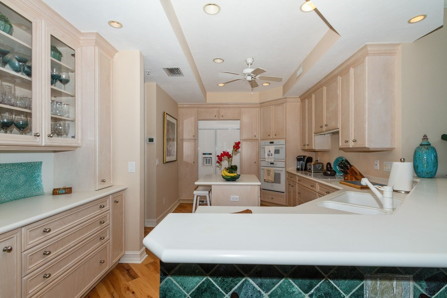 Real Estate Photography - 4811 Island Pond Ct #704, Bonita Springs, FL, 34134 - Kitchen