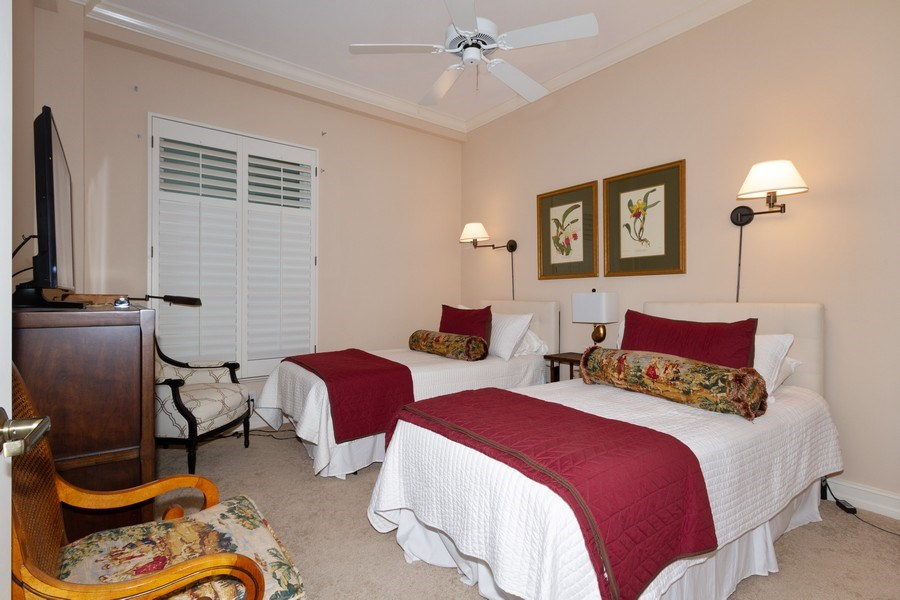 Real Estate Photography - 4811 Island Pond Ct #704, Bonita Springs, FL, 34134 - Bedroom