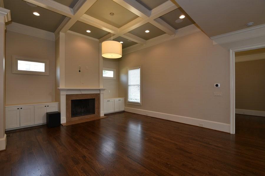 Real Estate Photography - 2215 Abby Lane NE, Atlanta, GA, 30345 - Living Room