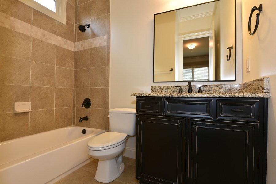 Real Estate Photography - 2215 Abby Lane NE, Atlanta, GA, 30345 - 3rd Bathroom