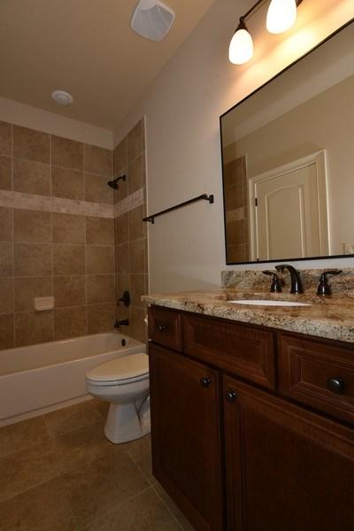 Real Estate Photography - 2215 Abby Lane NE, Atlanta, GA, 30345 - 4th Bathroom