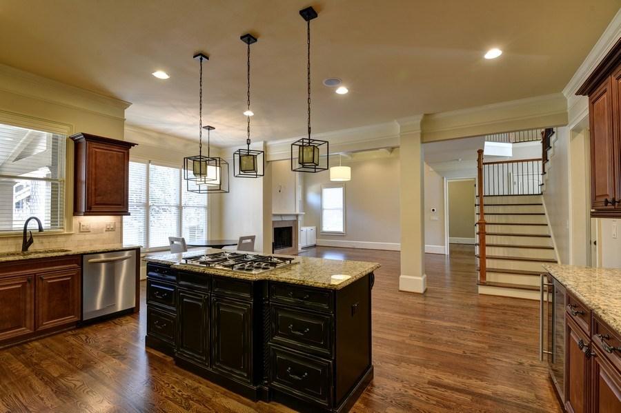 Real Estate Photography - 2215 Abby Lane NE, Atlanta, GA, 30345 - Kitchen / Breakfast Room