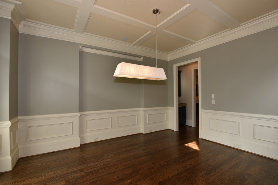 Real Estate Photography - 2215 Abby Lane NE, Atlanta, GA, 30345 - Dining Room