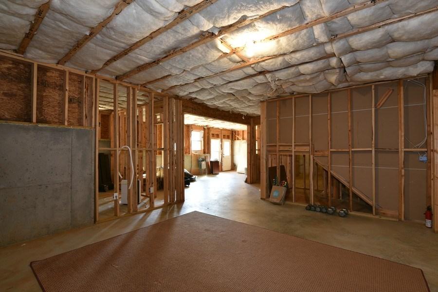 Real Estate Photography - 2215 Abby Lane NE, Atlanta, GA, 30345 - Basement